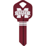 NCAA Mississippi State Key Blank