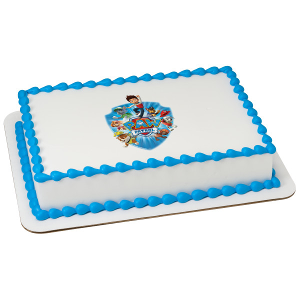 PAW Patrol™ Yelp for Help Edible Image®