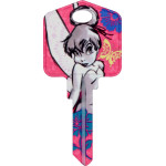 Disney Tinker Bell Fashion Key Blank