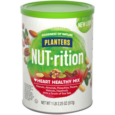 Planters NUT-rition Heart Healthy Mix, 18.25 Ounces