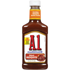 A.1. Steakhouse Texas Mesquite Marinade 16 oz Bottle