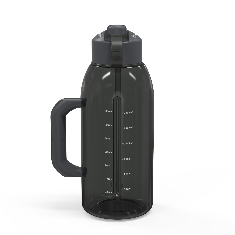 Genesis 64 ounce Water Bottle, Charcoal slideshow image 9