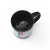 Star Wars 16 ounce Coffee Mug and Spoon, Millenium Falcon slideshow image 3