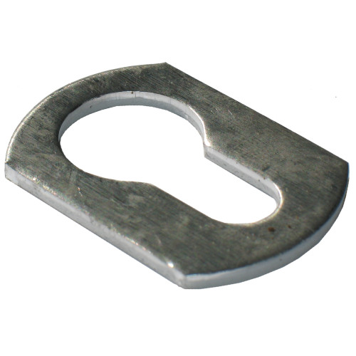 Aluminum Key Hole Washer (1/4