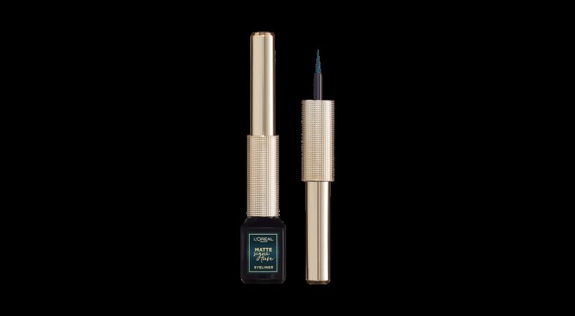 L'Oréal Paris Matte Signature Eyeliner 04 Emeraude - Yeşil