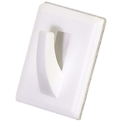 OOK Adhesive Small Utility Hanger White