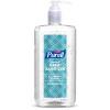 PURELL® Advanced Hand Sanitizer Refreshing Gel Metallic Design Series
