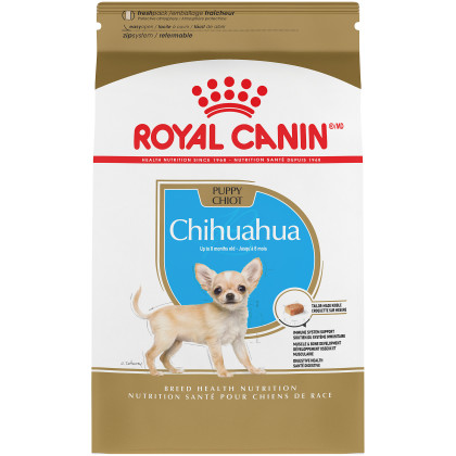 Chihuahua Puppy Dry Dog Food