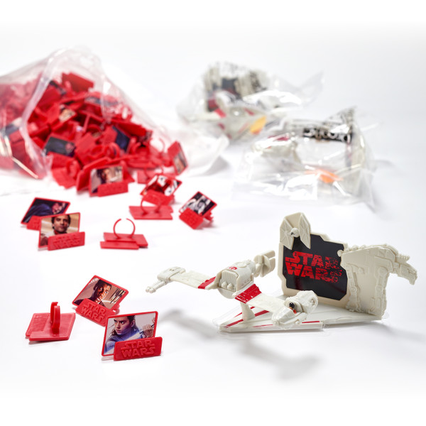 Star Wars™: The Last Jedi Bundle Pack DecoSet® Combination