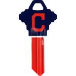 MLB Cleveland Indians Key Blank