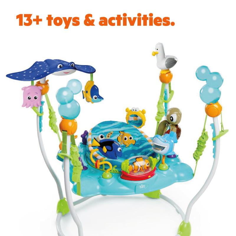 Finding Nemo Sea Of Activities Jumper Disney Baby Kids2