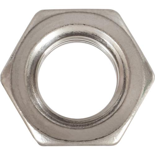 18-8 Stainless Hex Machine Screw Nut (#4-40)