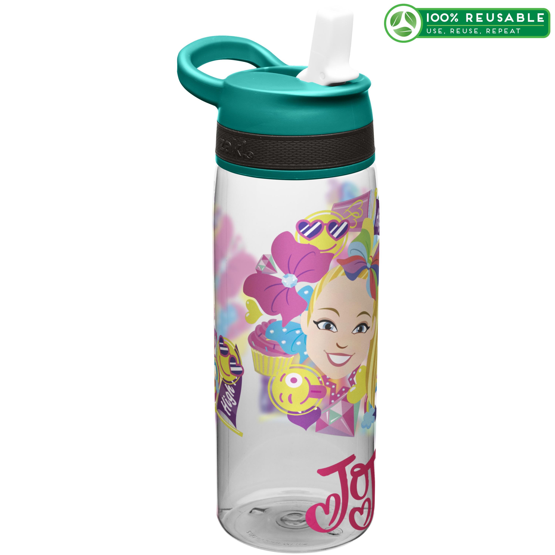 JoJo Siwa 25 ounce Water Bottle, JoJo & BowBow slideshow image 1