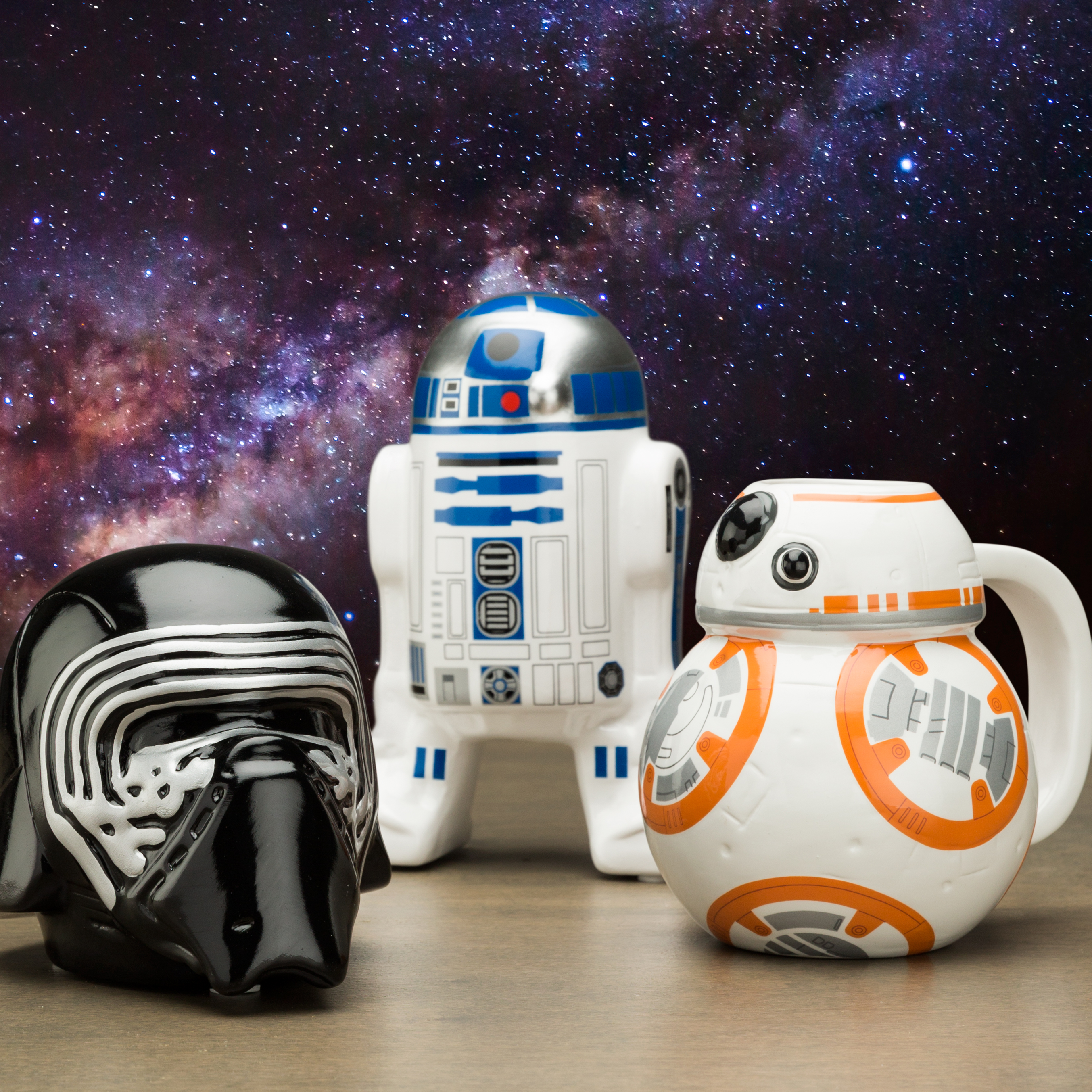 Star Wars Ceramic Coffee Mug, BB-8 slideshow image 2