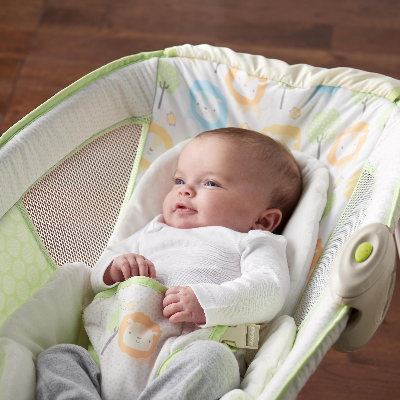 Sunny Snuggles™ Rocking Sleeper
