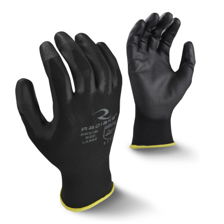 Radians RWG19 PU Palm Coated Touchscreen Glove