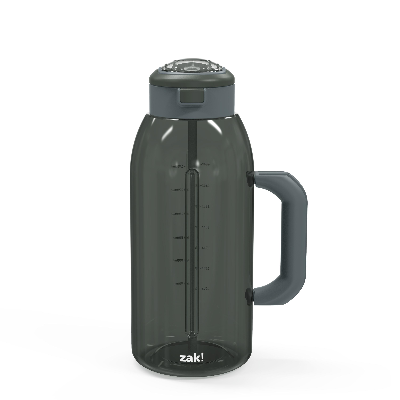 Genesis 64 ounce Water Bottles, Charcoal slideshow image 1