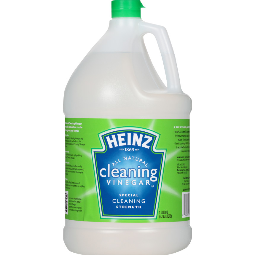 Heinz Cleaning Vinegar, 6 - 1 gal Jugs image