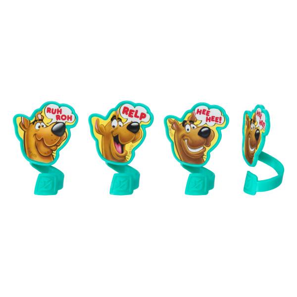 Scooby-Doo!™ Ruh Roh Scooby-Doo! Cupcake Rings