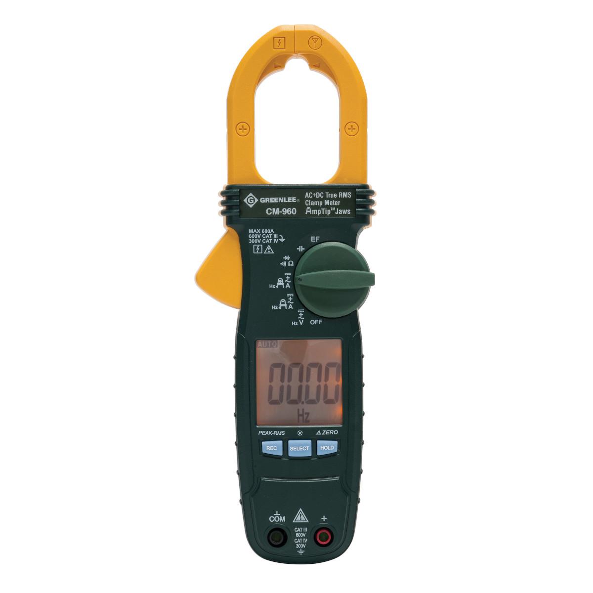 Greenlee CM-960 Clampmeter Ac/Dc (Cm-960) (Pop)