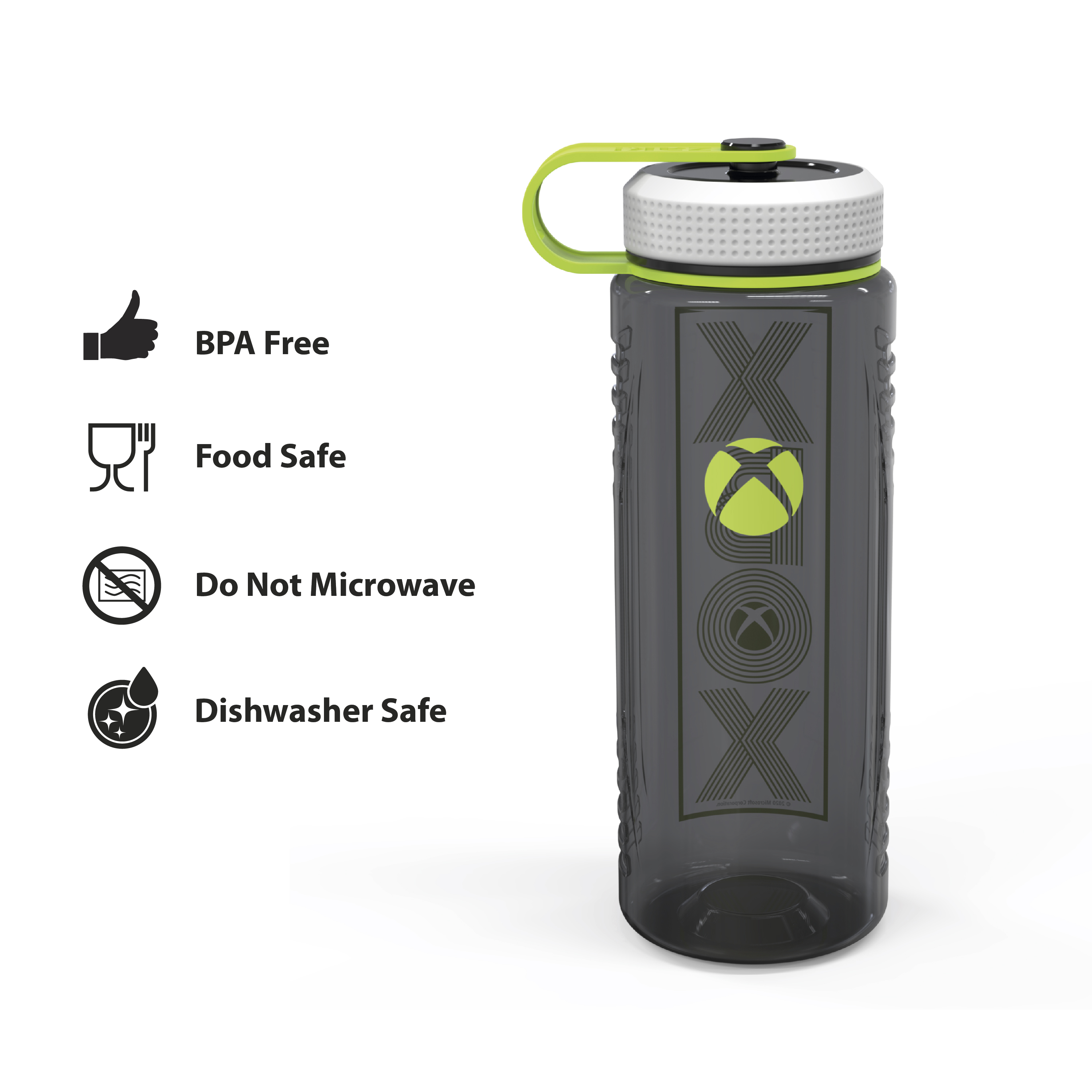 Microsoft 36 ounce Water Bottles, Xbox slideshow image 2