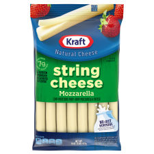 Kraft Mozzarella String Cheese 16 count