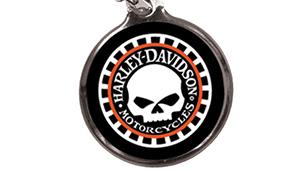 Harley-Davidson Dog ID Tag