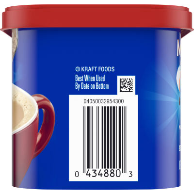 Maxwell House International Vienna Cafe Beverage Mix, 9 oz Canister