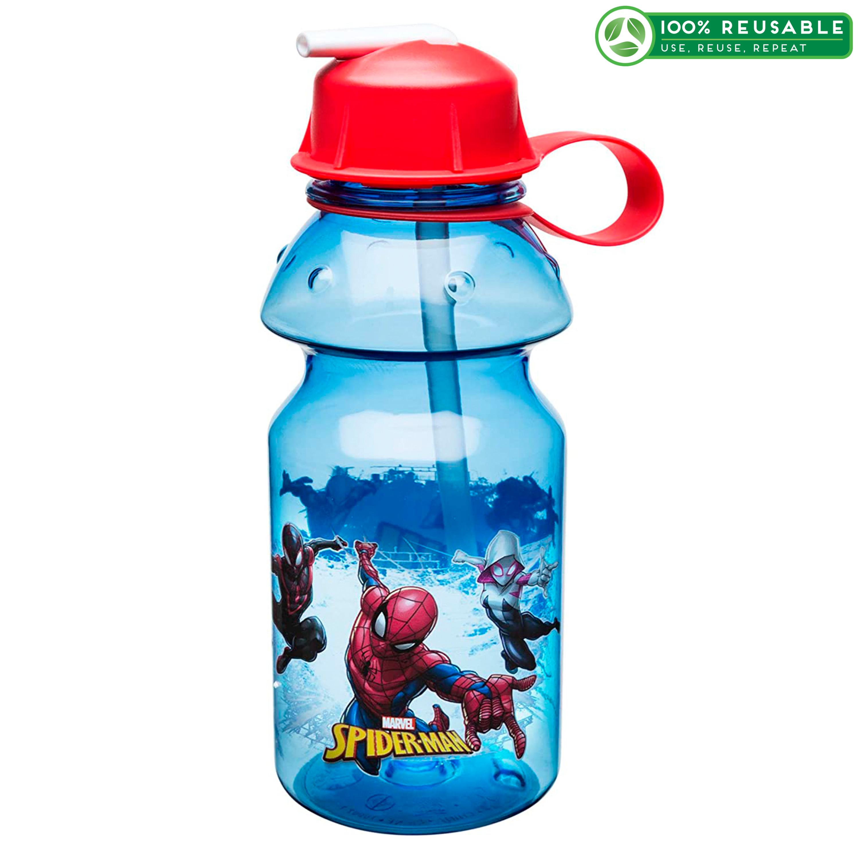 Marvel Comics 14 ounce Water Bottle, Spider-Man slideshow image 1