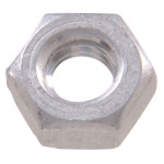 Aluminum Machine Screw Hex Nuts
