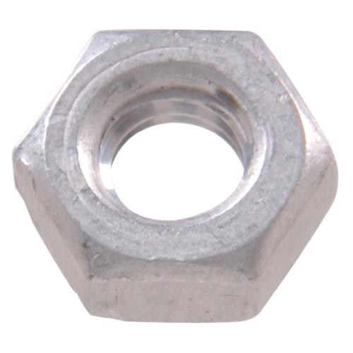 Aluminum Machine Screw Hex Nuts #8-32