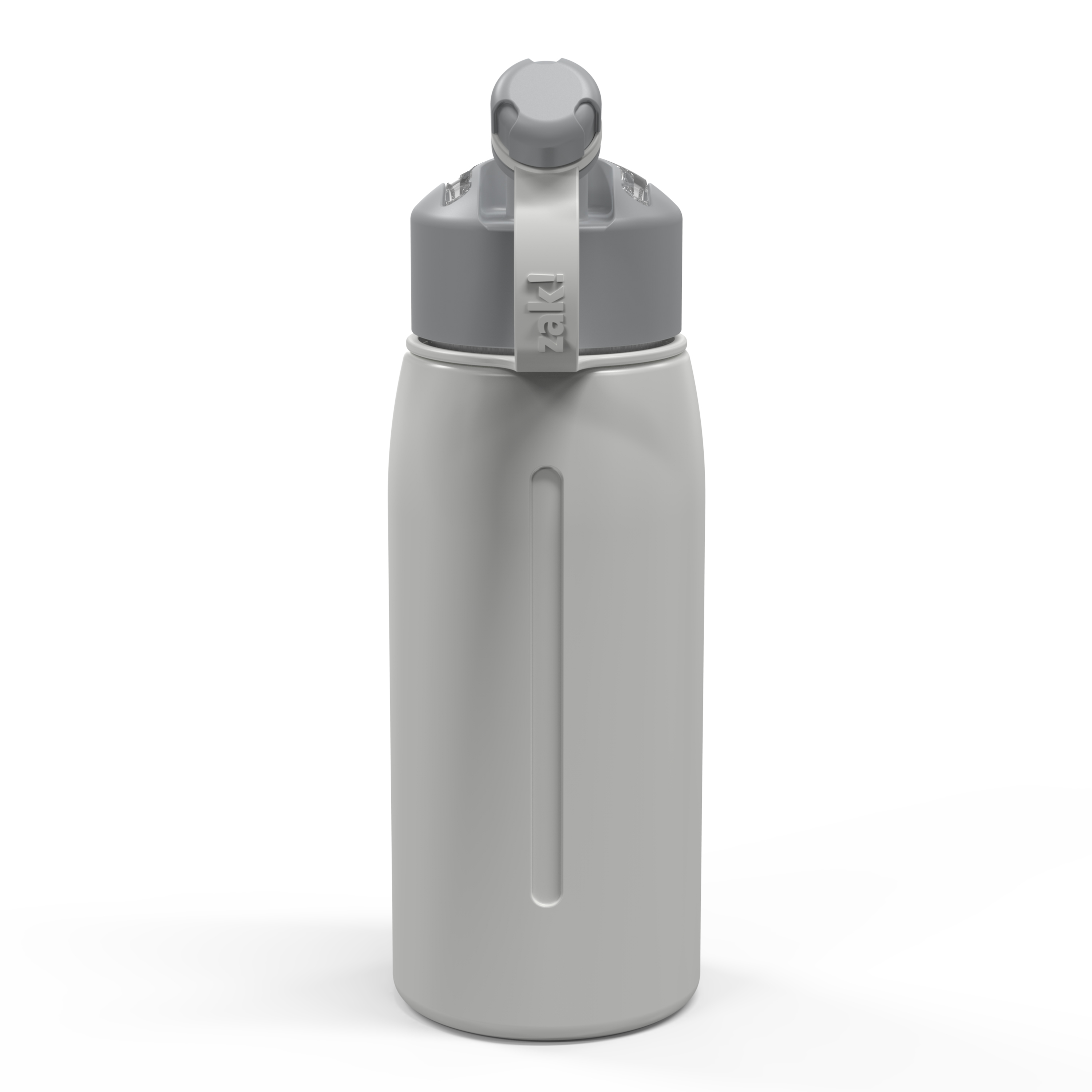 Genesis 24 ounce Vacuum Insulated Stainless Steel Tumbler, Gray slideshow image 7