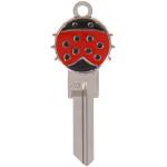 Ladybug 3D Key Blank