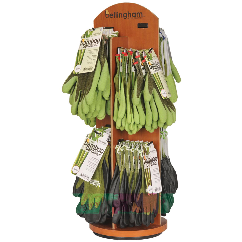 Bellingham Bamboo Gardener Glove on Spinner