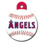 Los Angeles Angels Large Circle Quick-Tag