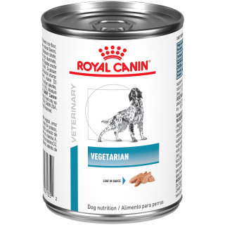 Vegetarian Loaf in Sauce Canned Dog Food