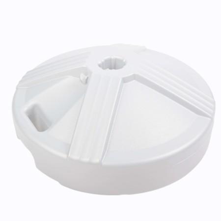 50 lb Umbrella Base - White 17