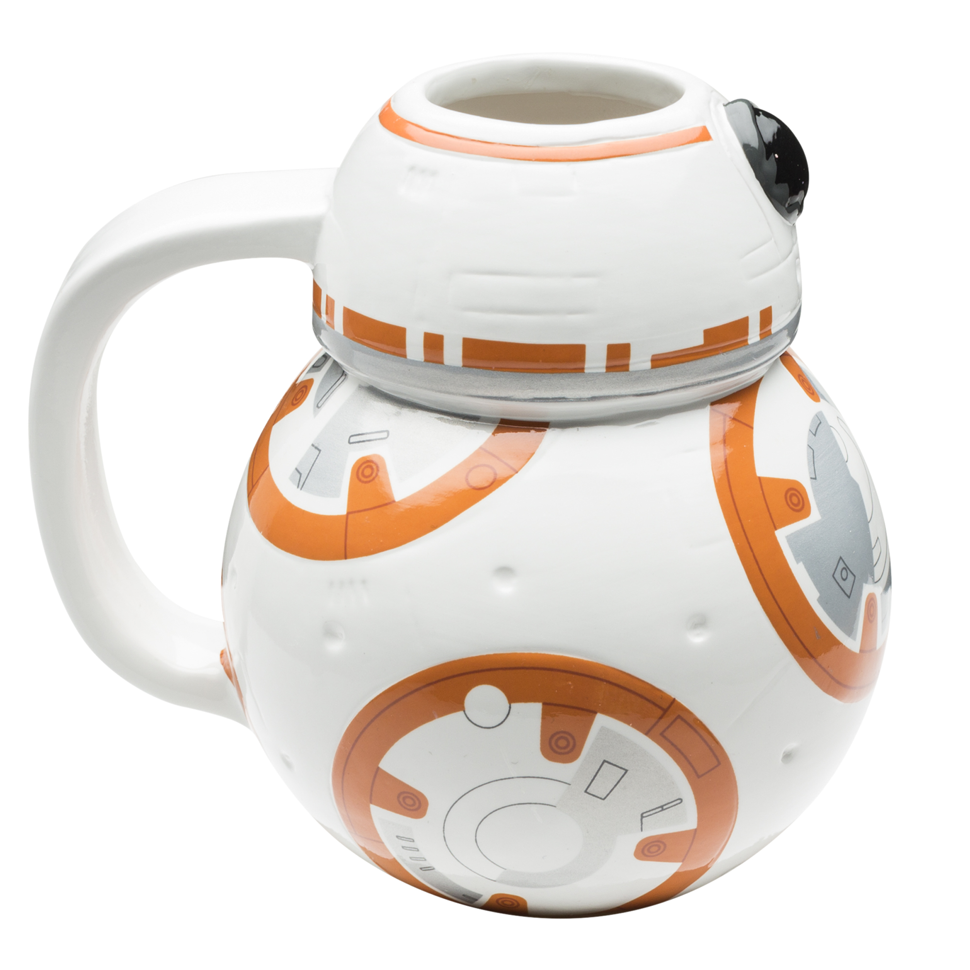 Star Wars Ceramic Coffee Mug, BB-8 slideshow image 5