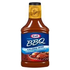 Kraft BBQ Sauce, Light