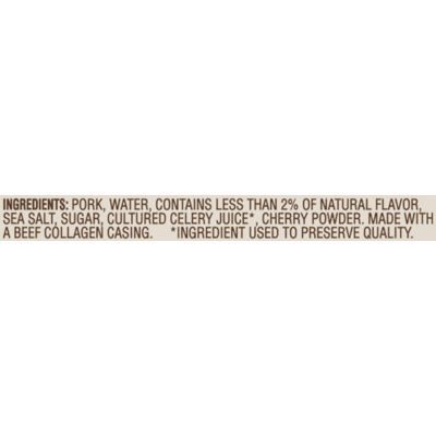 Oscar Mayer Selects Natural Hardwood Smoked Uncured Kielbasa Sausage 13 oz Pack