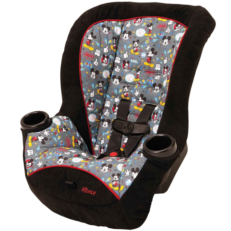 disney baby apt 40rf convertible car seat minnie or mickey ebay. Black Bedroom Furniture Sets. Home Design Ideas