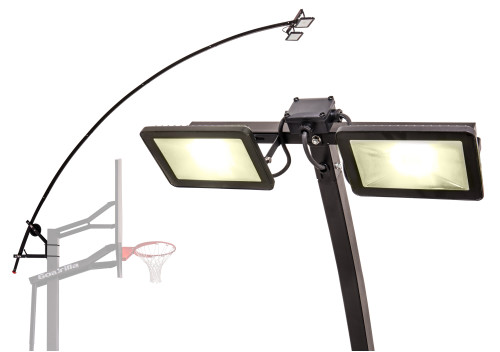 Suggested product: LED Basketball Hoop Light