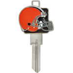 NFL Cleveland Browns Key Blank