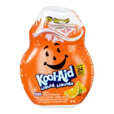 Kool-Aid Orange Liquid Drink Mix