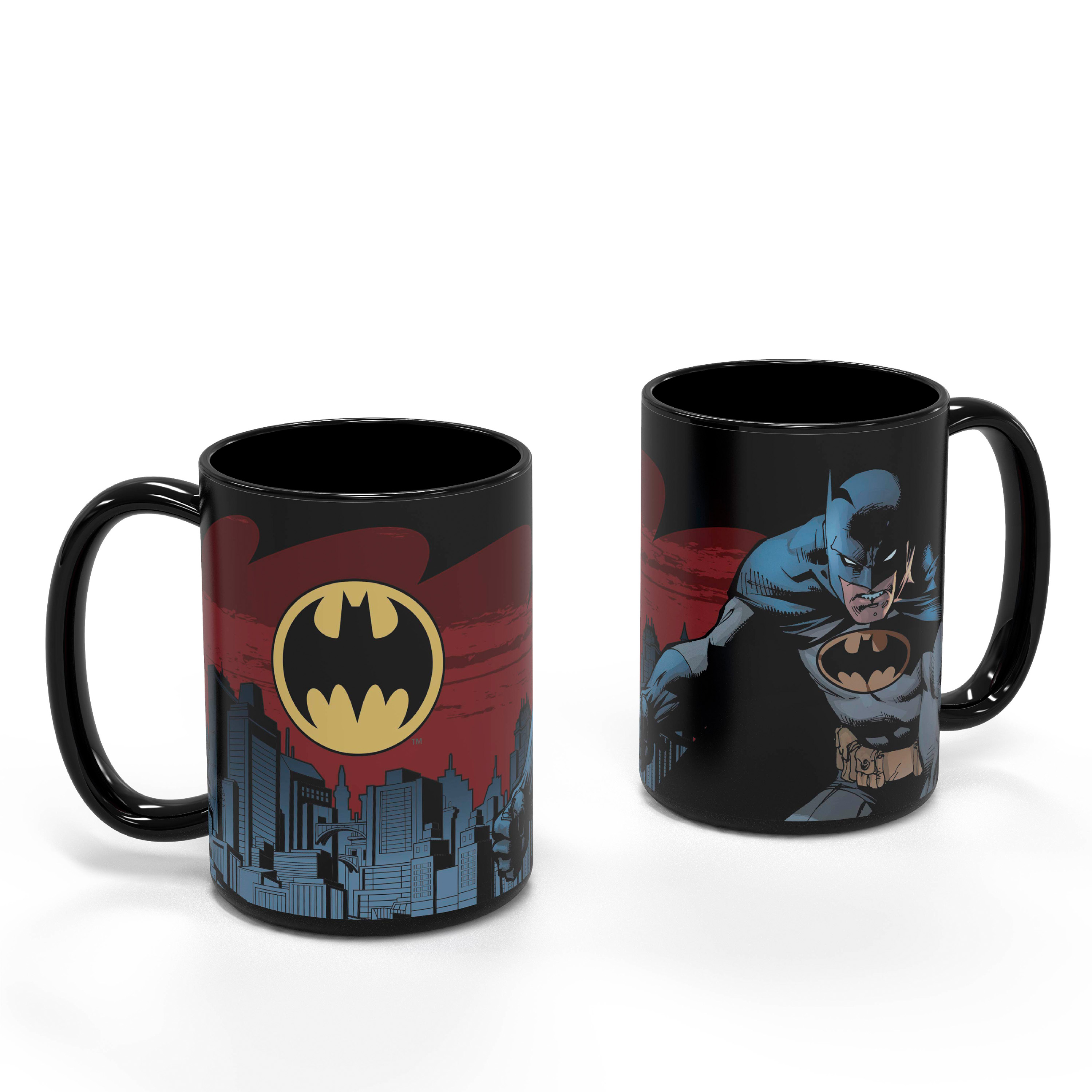 DC Comics 15 oz. Coffee Mug, Batman slideshow image 11