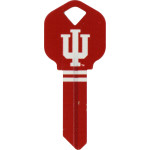 NCAA Indiana University Key Blank
