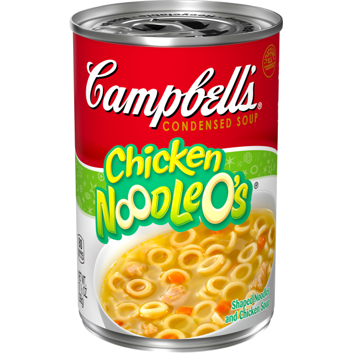 Chicken NoodleO's® Soup