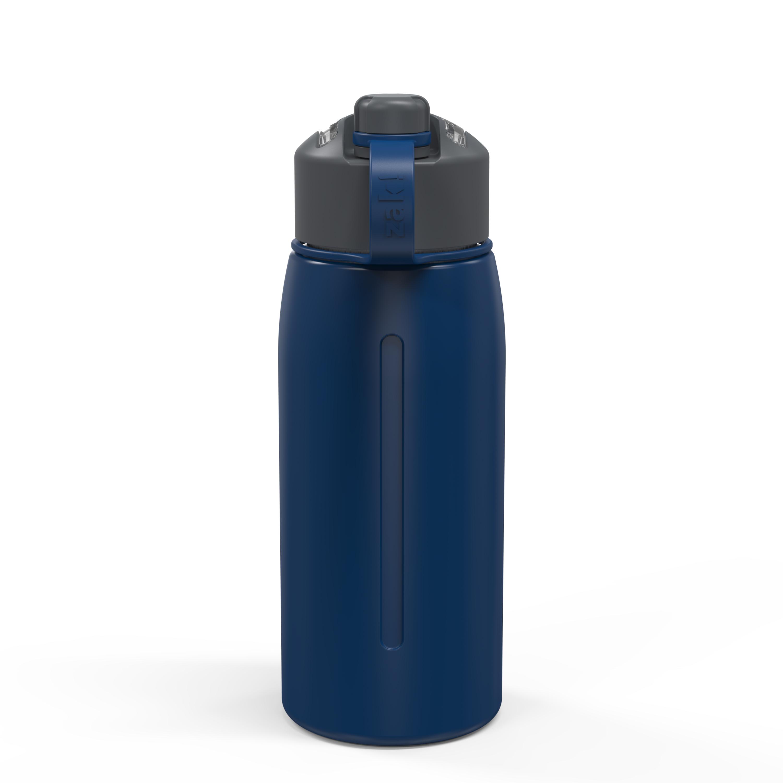 Genesis 24 ounce Vacuum Insulated Stainless Steel Tumbler, Indigo slideshow image 9