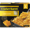 Cracker Barrel Sharp Cheddar Macaroni & Cheese Dinner 32 oz Box