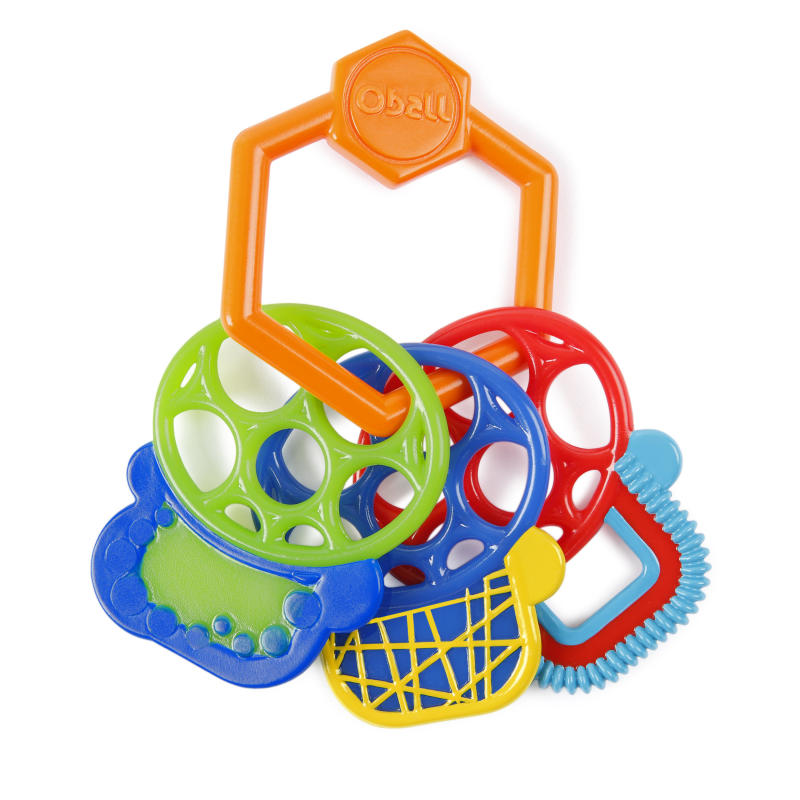 Grip & Teethe Keys™ Toy